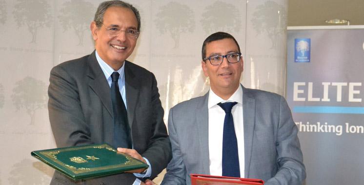 Partenariat entre Maroc PME et la Bourse de Casablanca : Un cadre d'actions conjointes