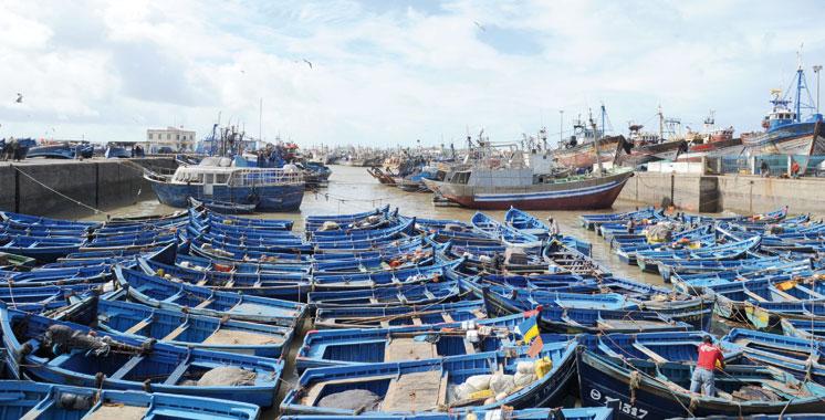 Projet d'extension du port d'Essaouira pour un coût global de  127,5 MDH