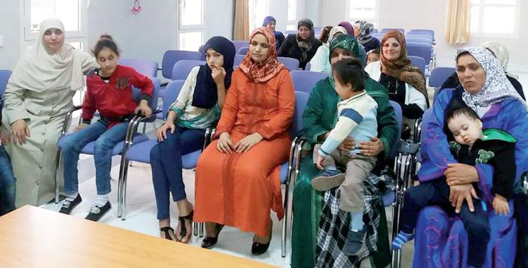 Les parents des personnes en situation de handicap se mobilisent à Tanger