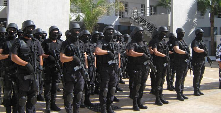 Guelmim : deux individus arrêtés en relation avec la cellule terroriste de 10 femmes liée à l'EI