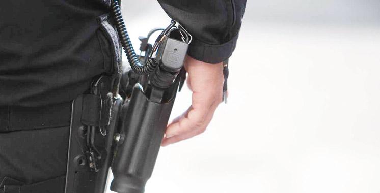 Casablanca: Un usage d'arme forcé pour interpeller un repris de justice