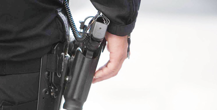 Salé : Un policier use de son arme pour repousser l'agression de 3 individus