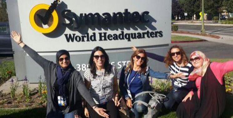 Programme américain TechWomen: 5 scientifiques marocaines à la Silicon Valley