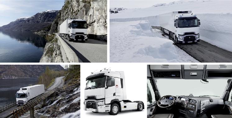 Renault Trucks T High 520 4×2 13 litres: Quand performance et économie  de carburant font bon ménage