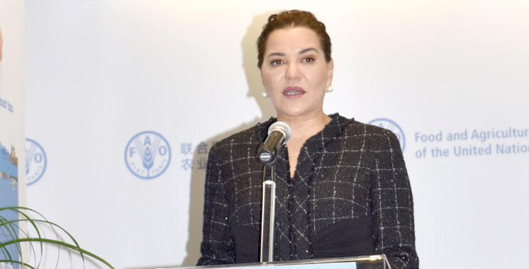 Journée mondiale de l'alimentation : Une convention entre le Maroc  et la FAO