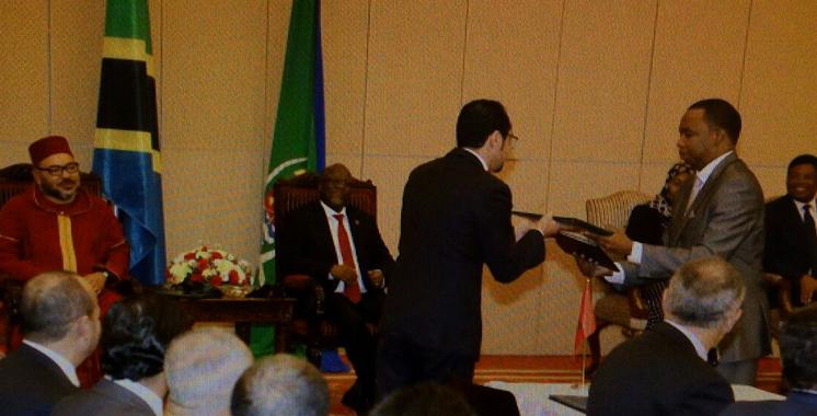 SNTL exporte son expertise en Tanzanie: Le groupe poursuit la consolidation de sa coopération dans le continent