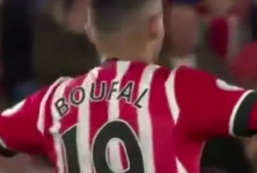 Vidéo : Le magnifique but de Boufal en League Cup