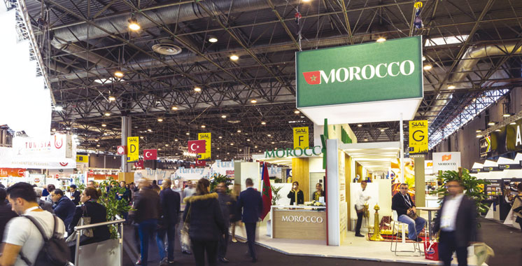 Salon international de l alimentation la gastronomie marocaine se positionne paris aujourd - Salon de la gastronomie paris ...