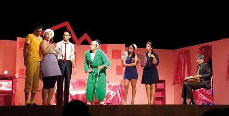 11ème édition du Festival international du théâtre professionnel