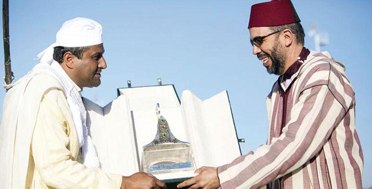 Grand Prix de SM le Roi Mohammed VI de Tbourida: La sorba de Abdellah Harith primée