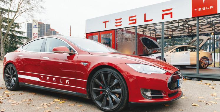 USA : Tesla annonce avoir doublé le nombre de voitures livrées au 1er trimestre