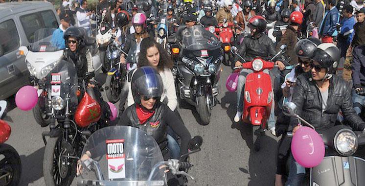 Motos : Le Tour international Madrid-Laâyoune du 30 octobre au 8 novembre