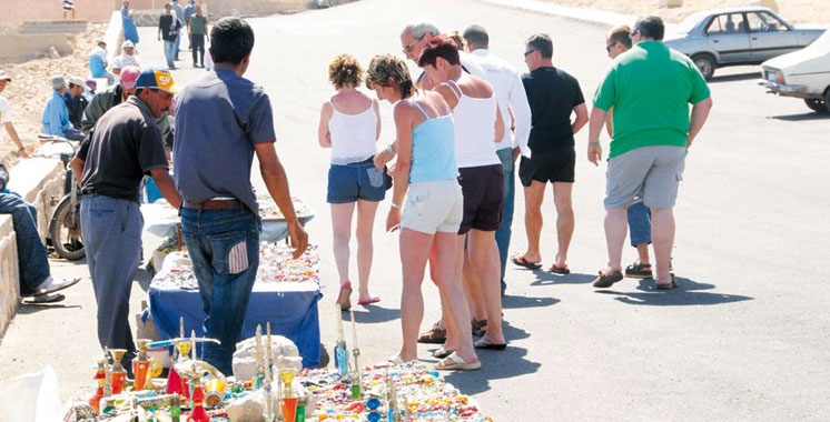 Plus d'un million de touristes ont visité Agadir en 2019