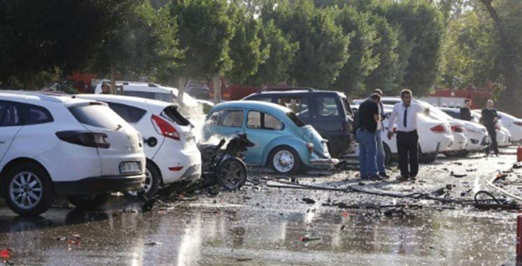 Turquie: Des blessés dans une nouvelle explosion à Antalya