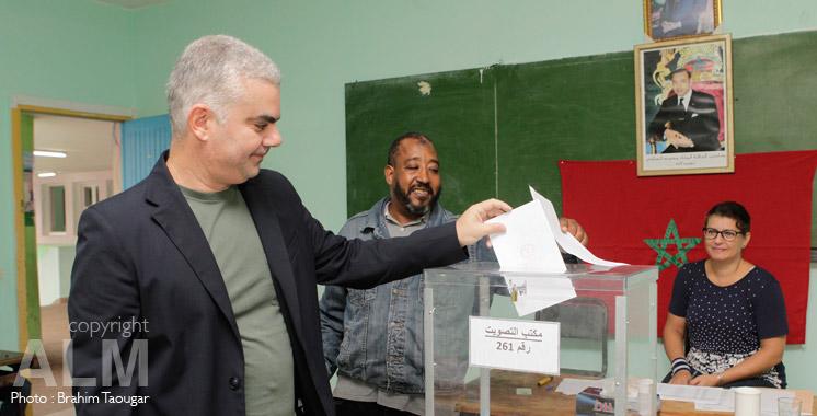 Législatives 2016 – Taux de participation à 17h dans les régions
