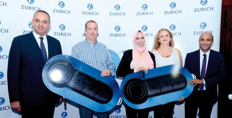 Tombola: Zurich Assurances Maroc congratule les gagnants