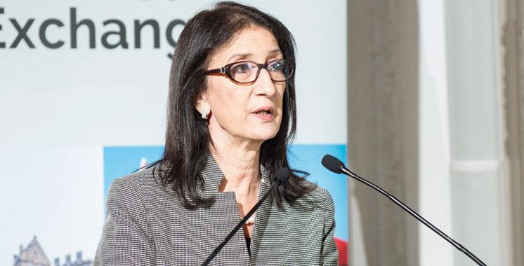 Amina Benkhadra : «Nous faisons le maximum pour accroître l'investissement»