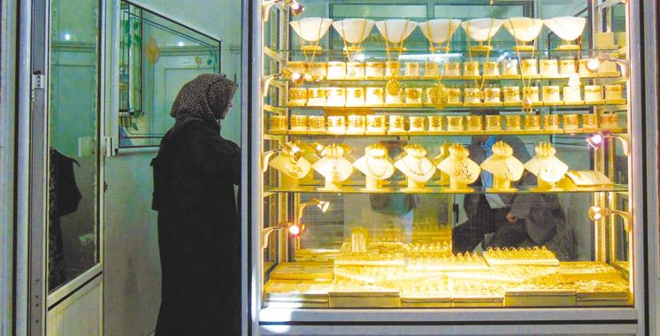 Les prix ne favorisent pas l'investissement: L'or n'a plus la cote auprès des Marocains