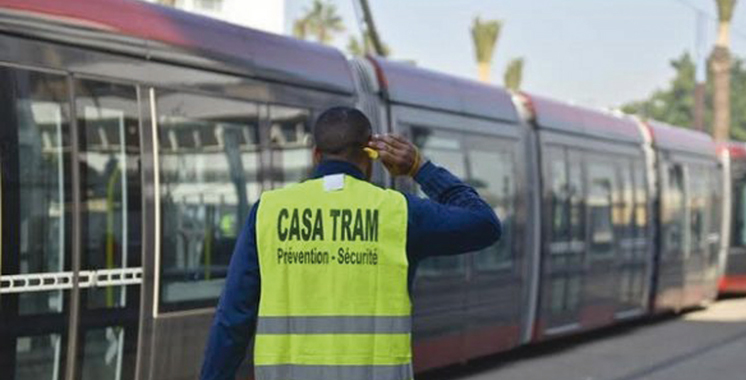 Casablanca : CASA TRAM condamne le blocage tramway à Hay Mohammadi