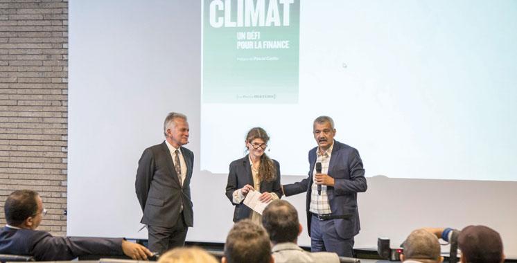 Cop 22: «Climat : un défi pour la finance», l'ouvrage présenté à OCP