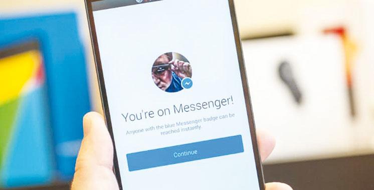 Amélioration: Facebook et Messenger brisent la glace