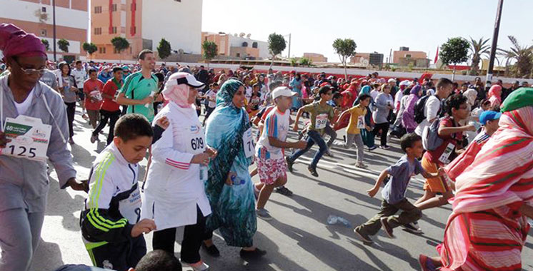 Athlétisme : Le 6 novembre prochain, 18è semi-marathon international de Laâyoune
