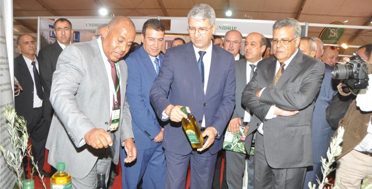 Plus de  120.000 visiteurs attendus au Salon de l'olivier à Al Attaouia