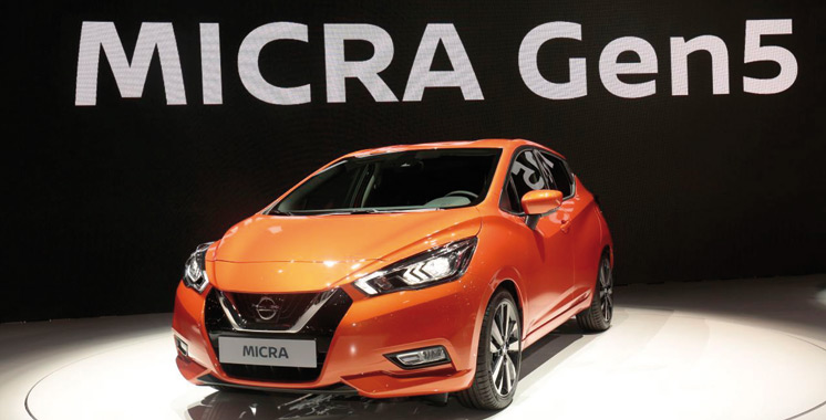Bienvenue à bord de la nouvelle Nissan Micra !