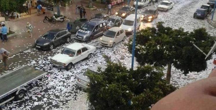 Une campagne électorale sur fond  de pollution: Des rues et des avenues en paient le prix !