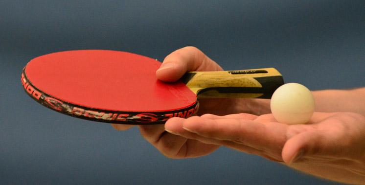 Agadir abrite le championnat arabe des clubs de tennis de table