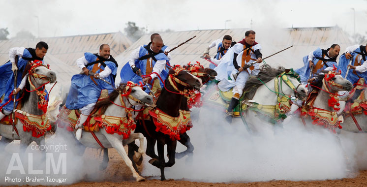La 18ème édition du Trophée Hassan II Tbourida du 15 au 21 mai