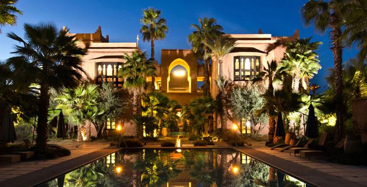 Marrakech : Tigmiza élu meilleur hôtel en Afrique