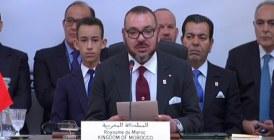 Vidéo COP22 : le discours de SM le Roi au «Sommet africain de l'action»