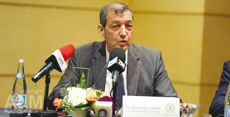 Lhafi présente à Agadir la stratégie bois-énergie des Eaux et forêts