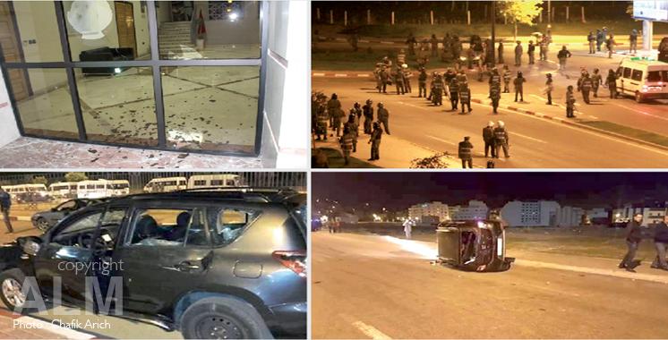 Match IRT-MAS: Actes de violence et de hooliganisme à Tanger