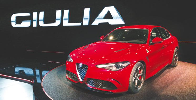 Test-drive Alfa Romeo Giulia: Le charme transalpin dans tous ses états