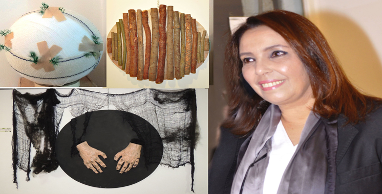 Sous le thème «L'art au service de la planète»: Assya Djellab expose pour la bonne cause