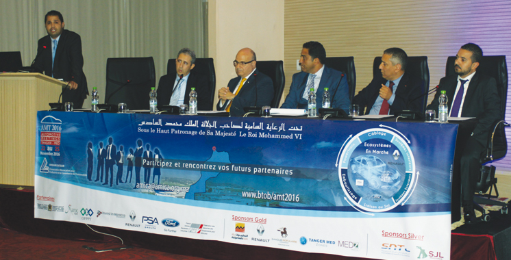 Automotive meetings Tangier-Med : De grandes opportunités à saisir en 2016