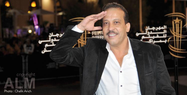 Aziz Dadas: «Je choisis bien mes rôles car j'ai peur de décevoir mon public»