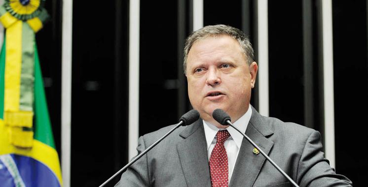 Vers la création d'un conseil agricole maroco-brésilien