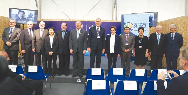 Changement climatique : Le Maroc examine les opportunités avec la Chine