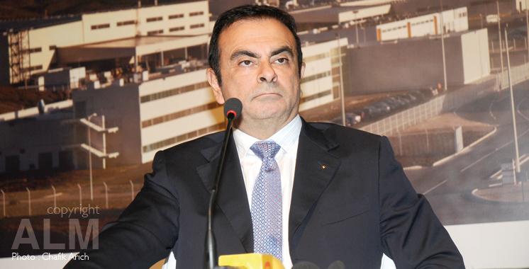 Renault cherche un successeur à Carlos Ghosn