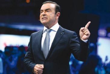Pour mieux piloter l'alliance avec Renault: Ghosn se met en retrait de Nissan