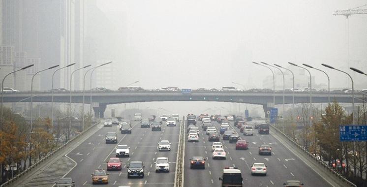 Pékin : Les vieilles voitures polluantes seront interdites