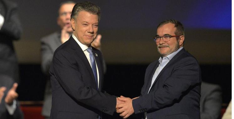 Colombie: Signature du nouvel accord de paix avec les Farc