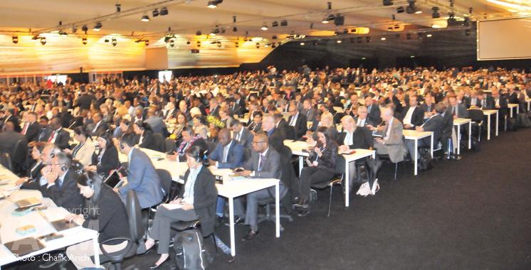 Round up de la première semaine des négociations de la COP22: Les grandes annonces  de Patricia Espinosa