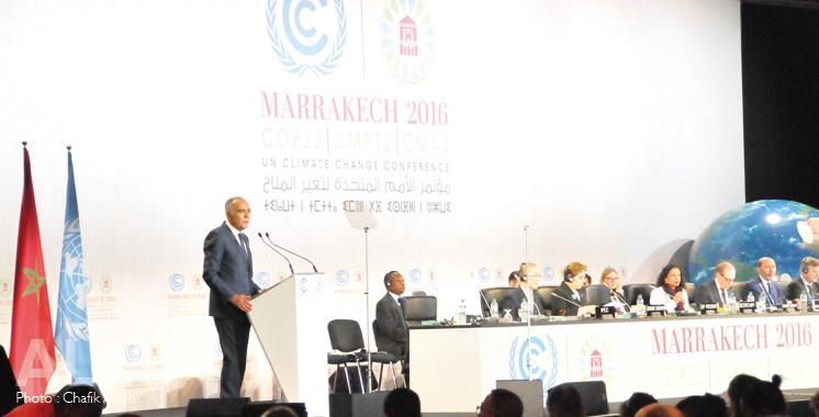 COP22 : L'heure de l'action a sonné
