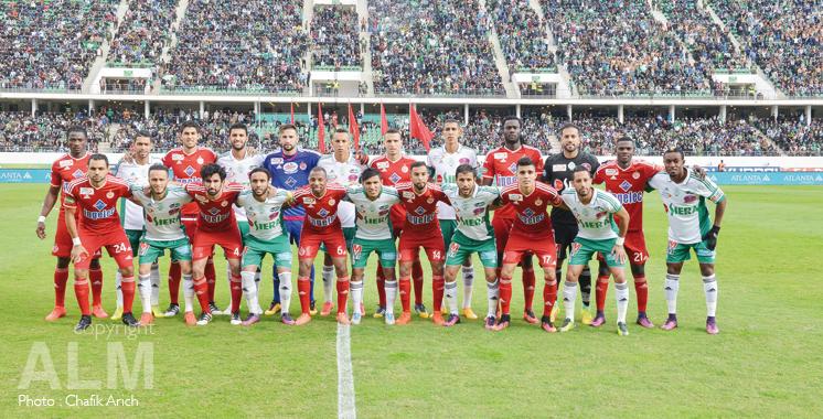 Derby Raja-WAC :  Une rencontre qui s'est bien déroulée à Agadir