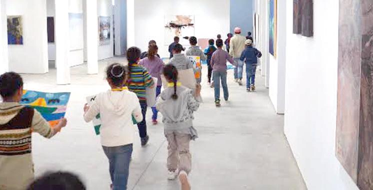 Les élèves de Tanger et de Briech mobilisés: Quand l'art sert à sensibiliser à l'environnement