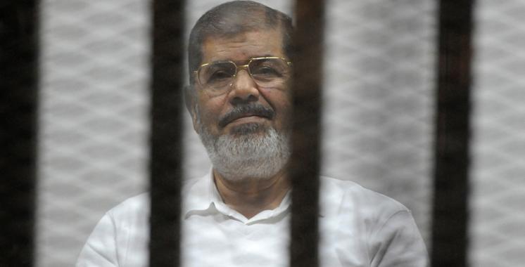 Egypte : La justice annule la peine de prison à vie pour Mohamed Morsi